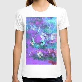 Mauritius Dragonflies WW T-shirt