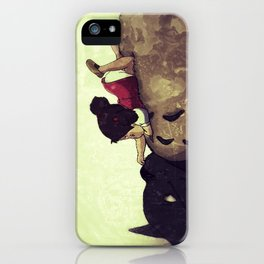 Friendship Never Ends iPhone Case