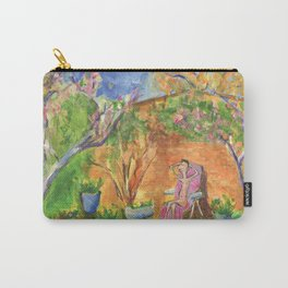 The Parson's garden Carry-All Pouch