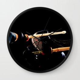 Kendo#1 Wall Clock