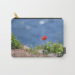 Spring Papaver 889 Carry-All Pouch