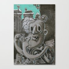 F.U.C.K Canvas Print