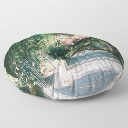 Shaded Pathway Floor Pillow