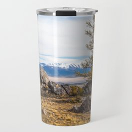 Lonely Tree In Altai Mountains Russia Ultra HD Travel Mug