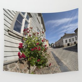 Old City Fredrikstad, Norway II Wall Tapestry
