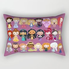 Lotsa Lil' CutiEs! Rectangular Pillow