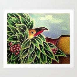 """Untitled 1993"" Art Print"