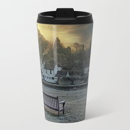 Loose Hill And Chequers Travel Mug