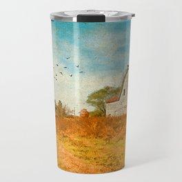 Peaceful Day's Travel Mug