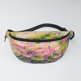 bridal bouquet Fanny Pack