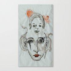 Memories of Childhood Canvas Print