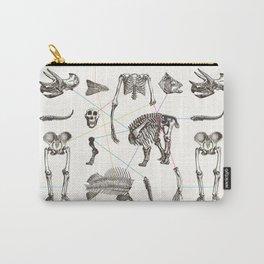 Puzzle bones Carry-All Pouch
