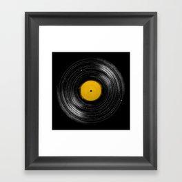 Sound System Framed Art Print