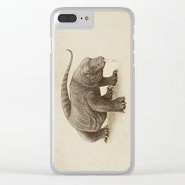 Komodo Clear iPhone Case