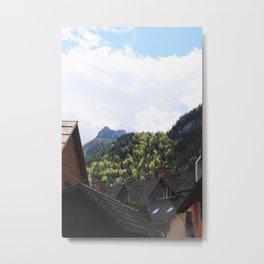 The Slovenian Alps Metal Print