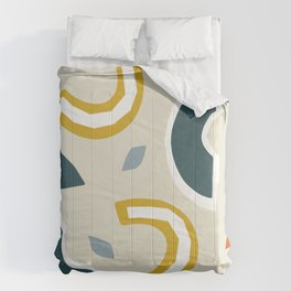 Modern Art Autumn MATP1 Comforters