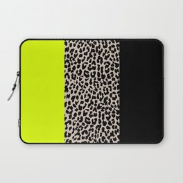 Leopard National Flag V Laptop Sleeve