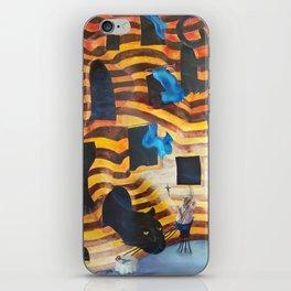 Tigres iPhone Skin