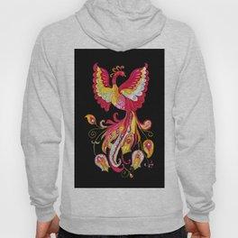Firebird - Fantasy Creature Hoody