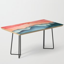 Mini dreamy landscape II Coffee Table