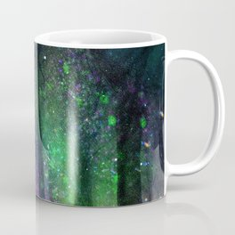 Magic Night Sky Coffee Mug