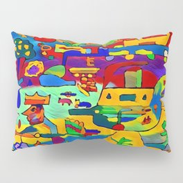 the king's judgment Pillow Sham