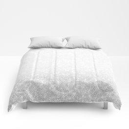 Gradient ornament Comforters