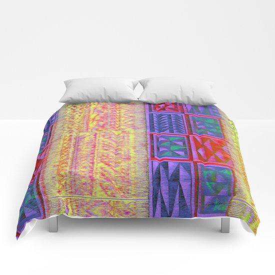 Fuzzy Wuzz Comforters