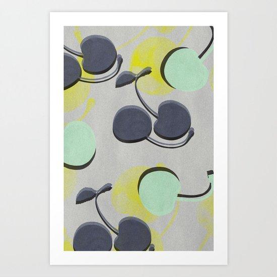 Cherry 1 Art Print