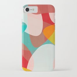 Holiday Season Abstract 1 iPhone Case