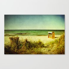Summer by the Sea Canvas Print