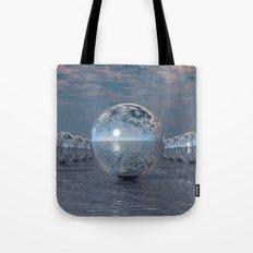 Spheres In The Sun Tote Bag