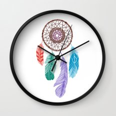 Dream Catcher Multi Wall Clock