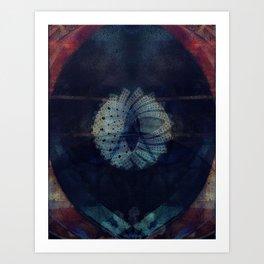 never let me down again (disquiet five) Art Print