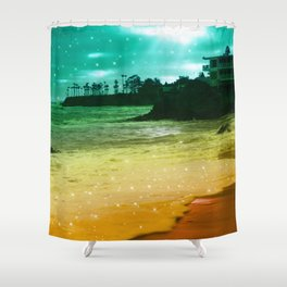 Counting stars ii Shower Curtain