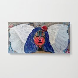 Ancestral Angel Metal Print