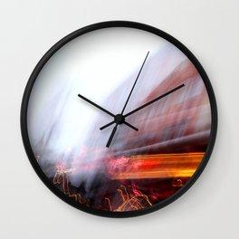 Malmo In Motion 1 Wall Clock