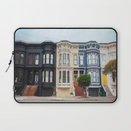 Colorful homes Laptop Sleeve