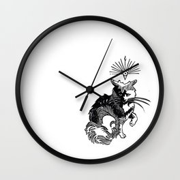 LyRa Wall Clock