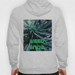Weed Snob Hoody
