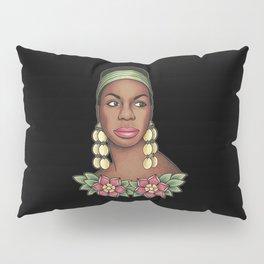 Nina Tattoo Pillow Sham