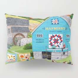 Bountiful Harvest Pillow Sham