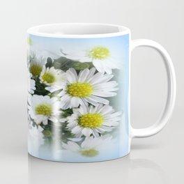 Fresh Daisy Blues Bouquet Coffee Mug