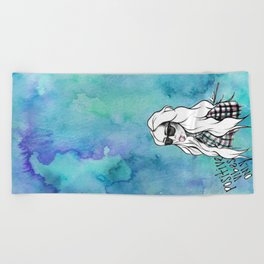 #STUKGIRL Achiamar Beach Towel