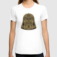 darth vader T-shirts featuring Darth Vader by Nathan Owens