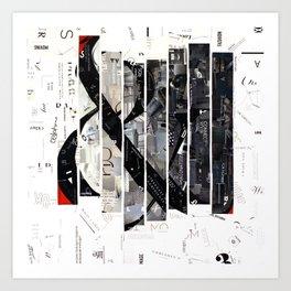 ampersand 03 Art Print