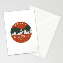 Nez Perce Trail Stationery Cards