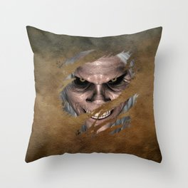 Clown 11 Throw Pillow