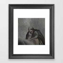 Cavallo Rustico Framed Art Print