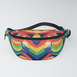Owl 3 Fanny Pack